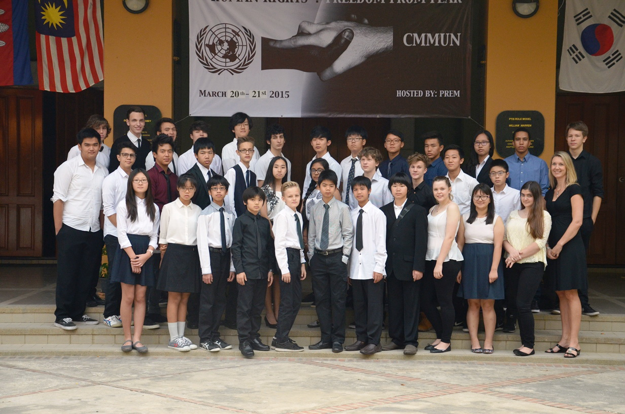 Chiang Mai International School Kids Discuss Human Right at Model ...