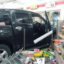 crash in 7-11