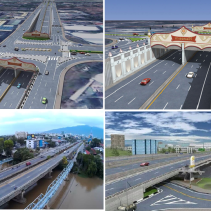Proposed plan for Maejo junction.