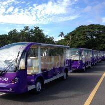 CMU busses