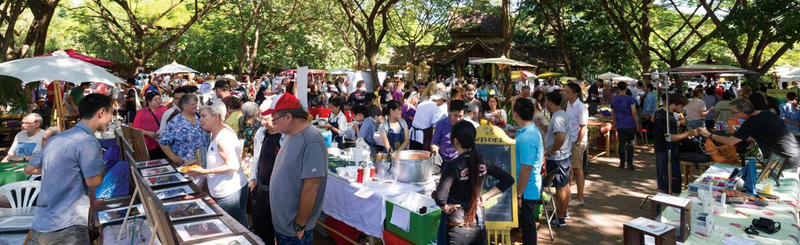 Chiang Mai Citylife 10 Years Of Citylife Garden Fair