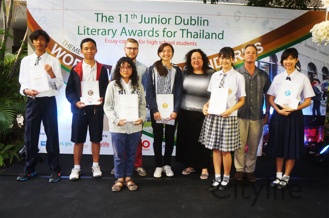 international essay competition for high school students