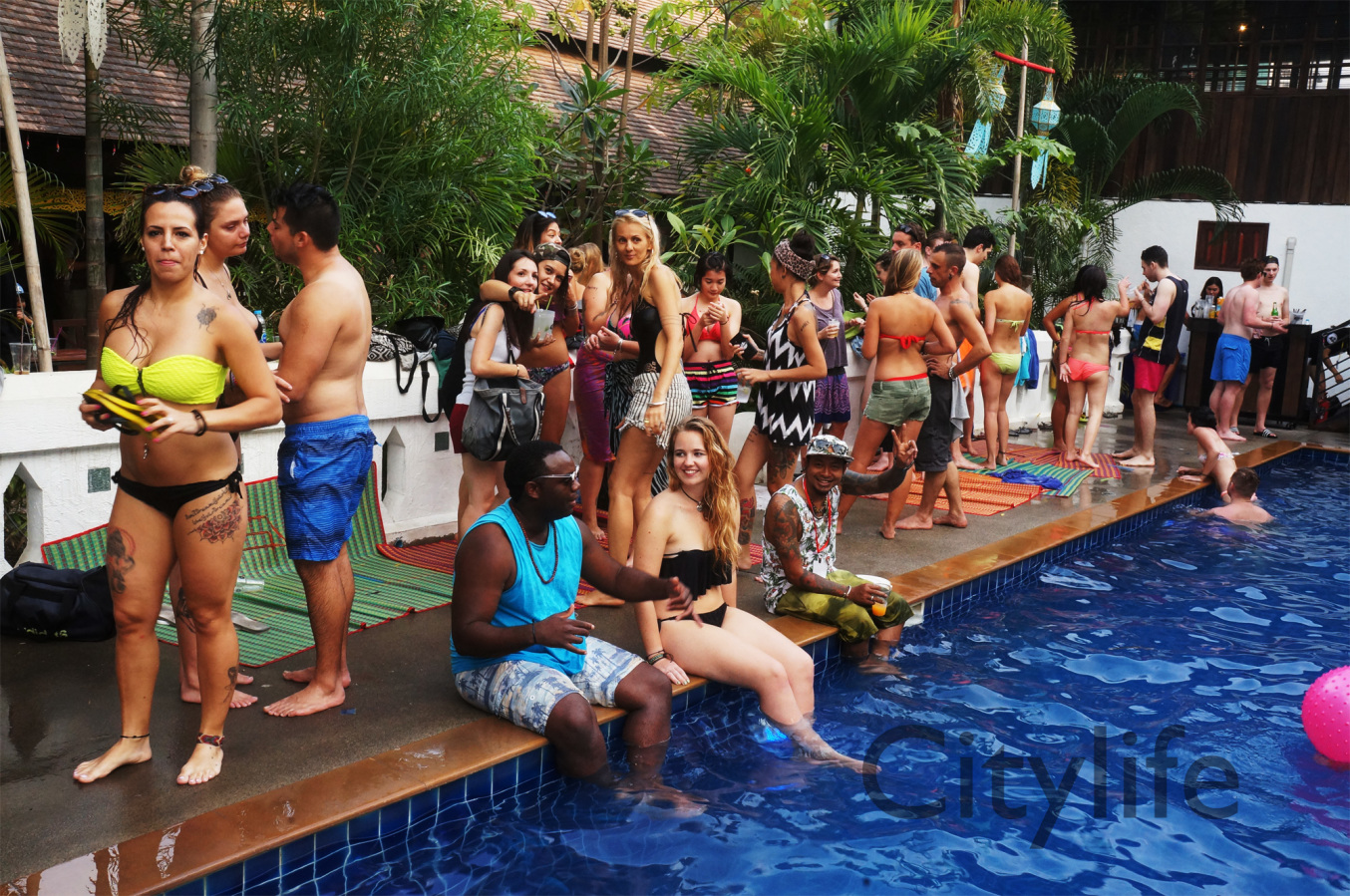 Chiang mai soical pics deejai garden pool party for Garden pool pdf