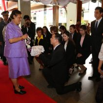 HRH Princess Maha Chakri Sirindhorn Blood Gifts