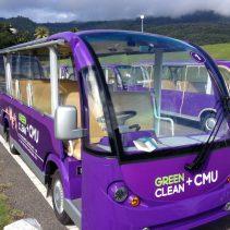 CMU Green Bus