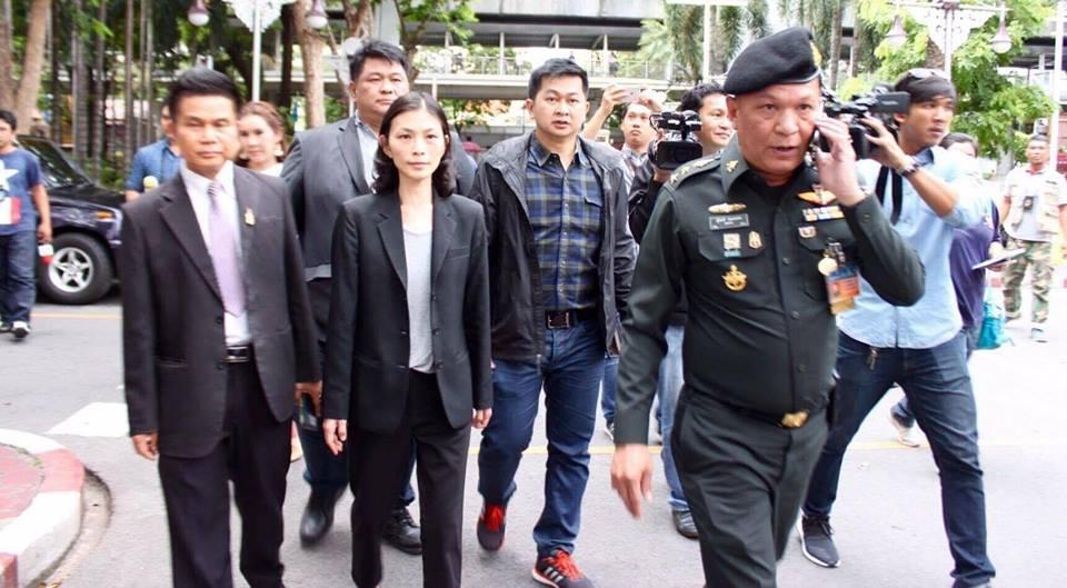 arreste by army