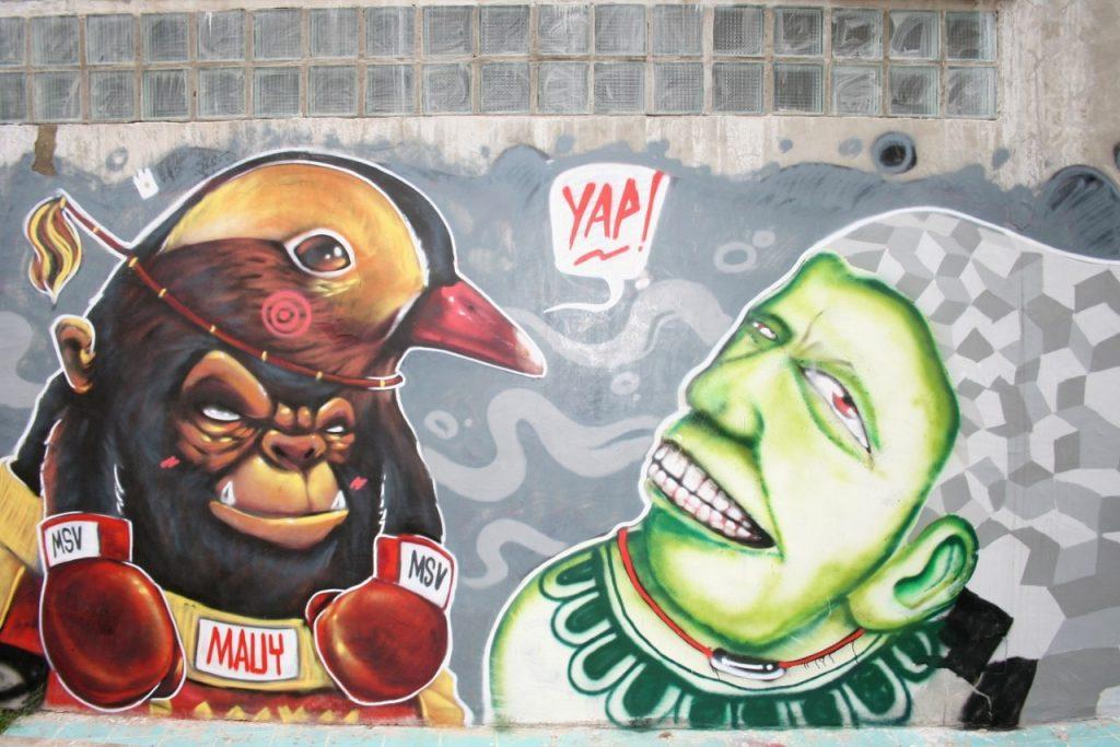 thumbnail_Muay Thai Monkey