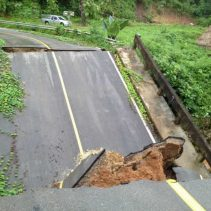 flash flood lampang