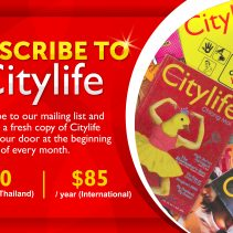 Subscribe to Citylife