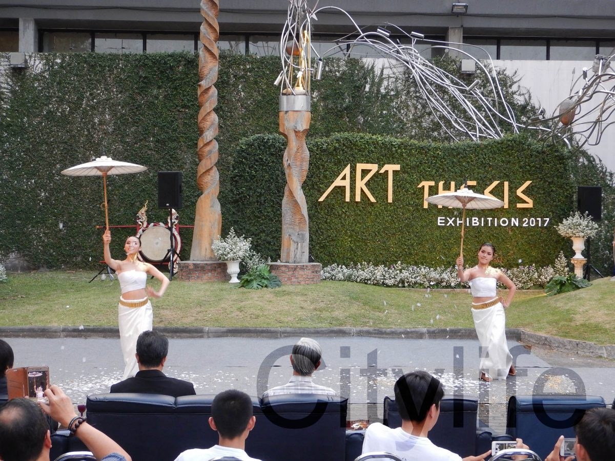 D Exhibition Chiang Mai : Chiang mai soical pics art thesis exhibition at