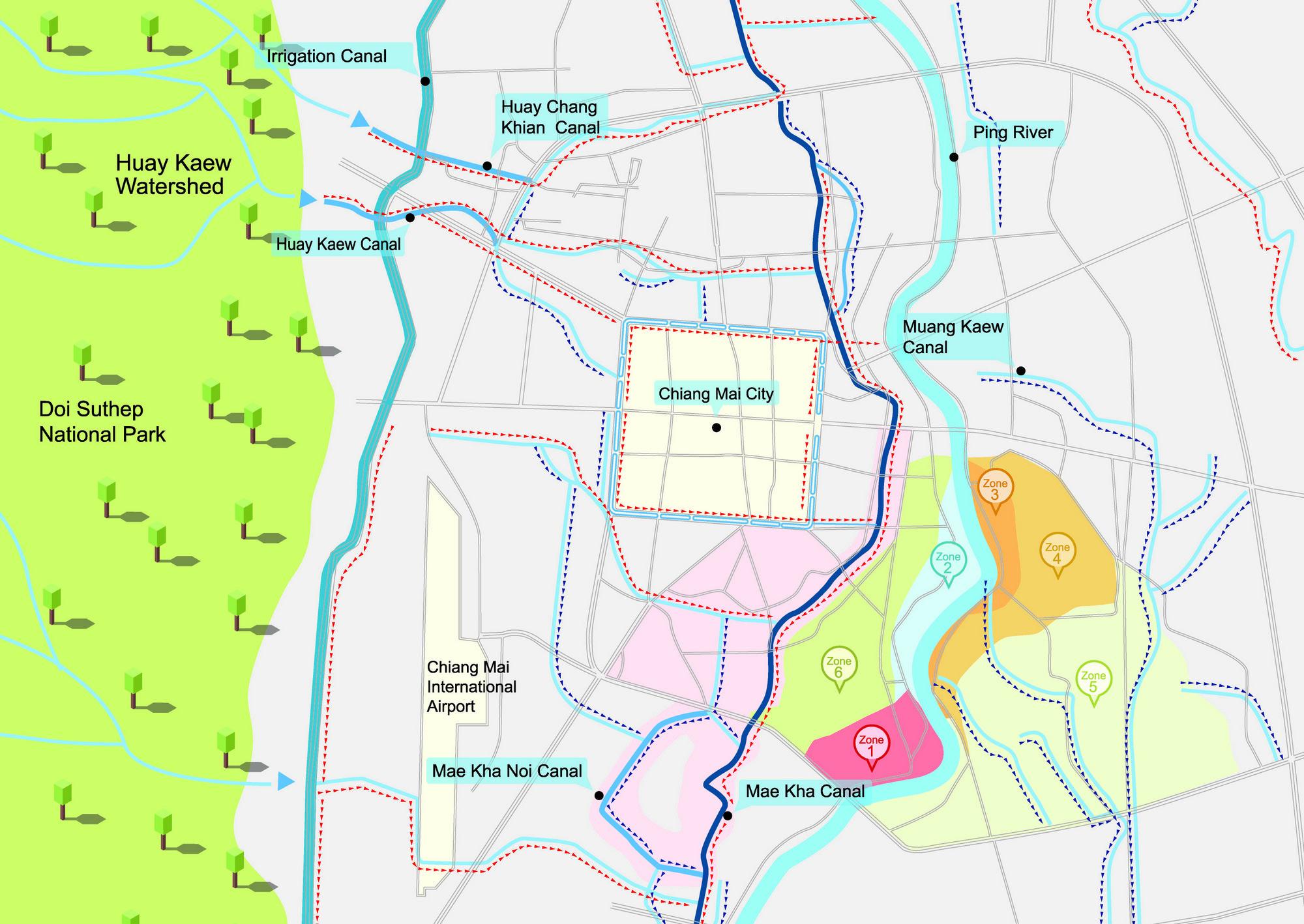 Chiang Mai Citylife Chiang Mais Growing Painsa closer look at