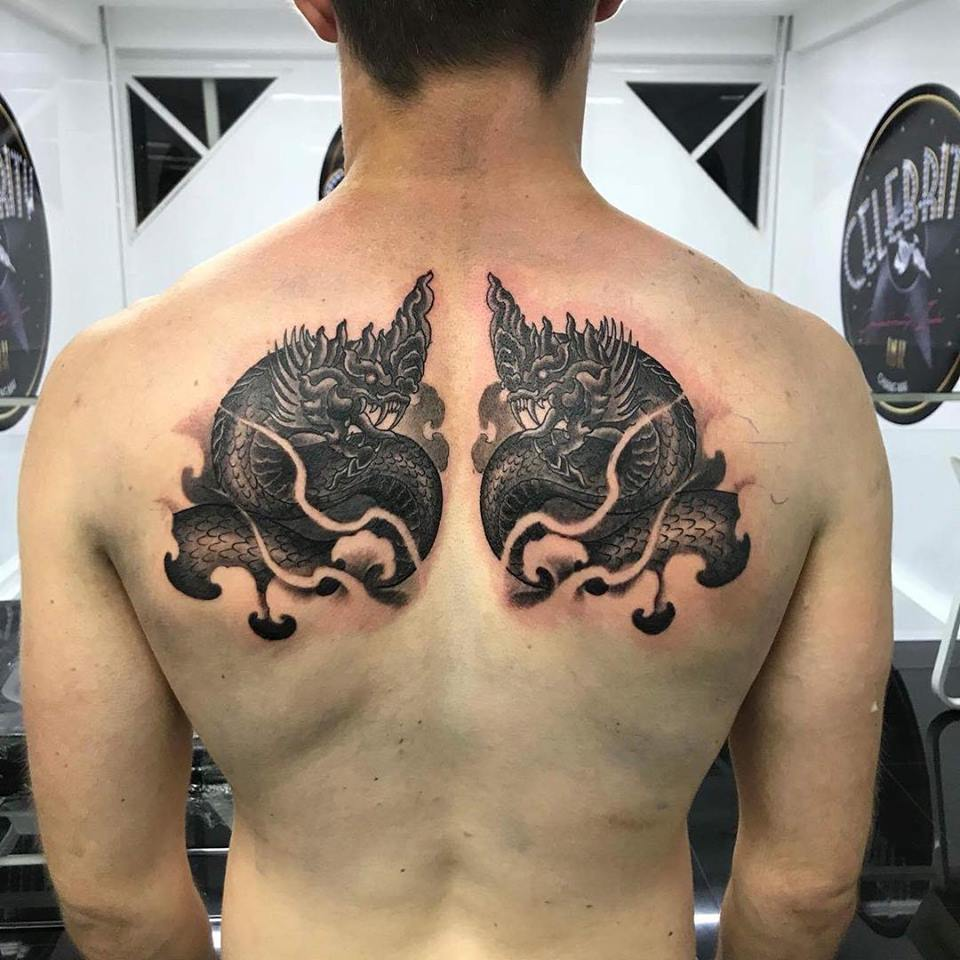 Chiang mai citylife celebrity ink the biggest tattoo for Association of professional tattoo artists