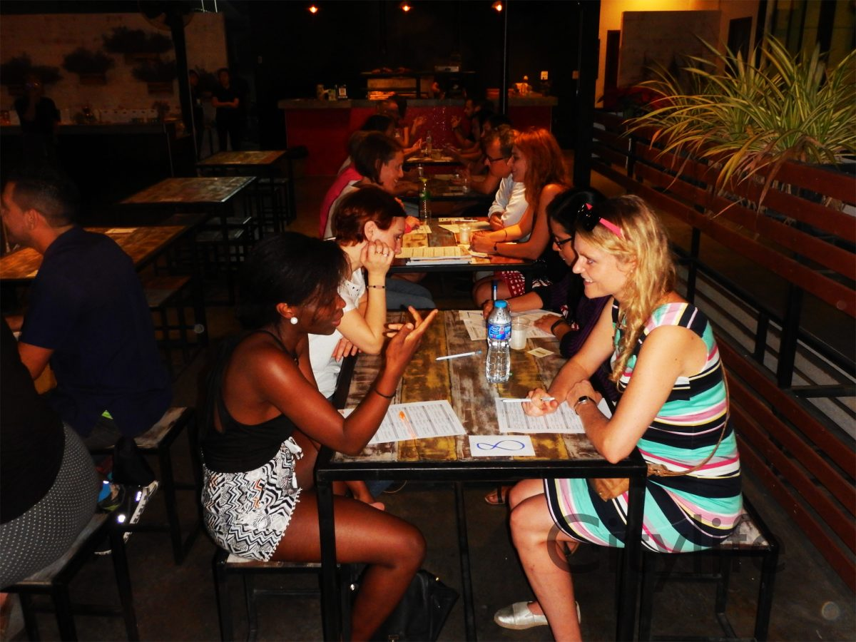 chiang mai speed dating Recently it has occured to me as i have been dating woman in thailand over the years, the women in chiang mai hold a special charm for me i.