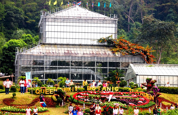 Amazing 3rd Botanic Garden Fair At Queen Sirikit Botanic Gardens